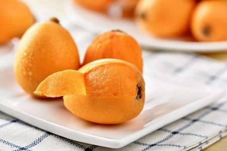 枇杷果的功效与作用,减肥瘦身女生常吃更美丽