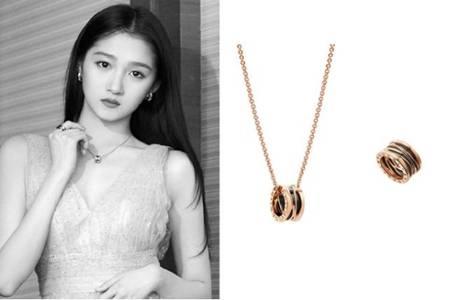 宝格丽项链哪款最火,奢侈品宝格丽的优雅扇子项链