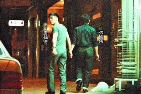 唐鹤德17年发文缅怀张国荣 张国荣唐先生完整版感人故事