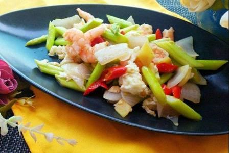 芦笋家常菜怎么做好吃,芦笋炒菜做法大全减肥瘦身