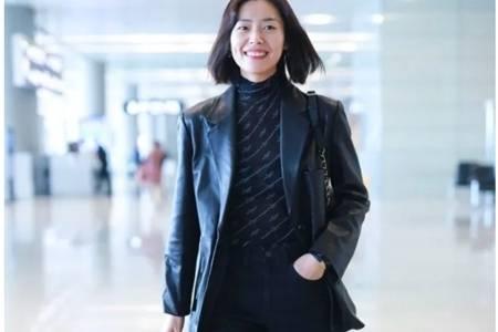 刘雯同款牛仔裤的春季款式,2020最流行的牛仔裤搭配