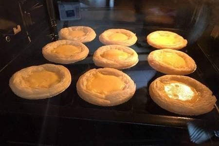香脆蛋挞的烤箱做法大全,蛋挞酥皮和蛋液的简单配方