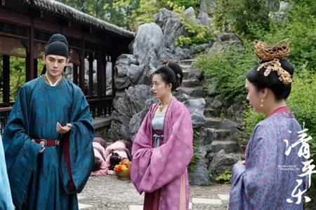 清平乐剧情介绍帝后cp酒后表真情,怀吉上线和公主上演虐恋