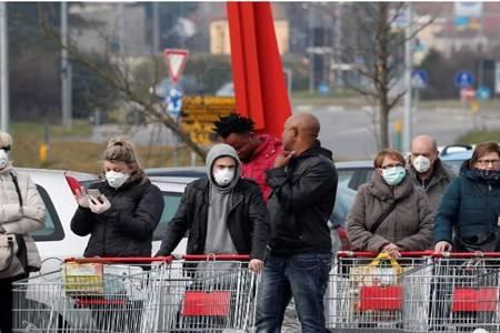 意大利疫情最新消息疫情好转,总理宣布将进入第二阶段