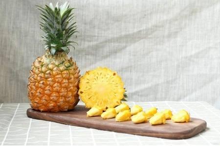 菠萝的功效与作用禁忌,开胃消食美容功效显著