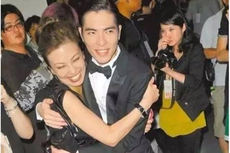 萧敬腾承认与经纪人林有慧恋情,差13岁姐弟恋太甜蜜