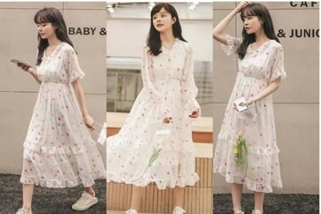 2020夏季最流行五款裙子款式,女生穿又仙又美还显腿长