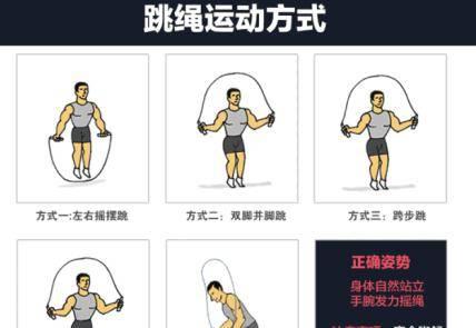 7跳绳能减肥吗 掌握跳绳的动作要领保证让你瘦下来