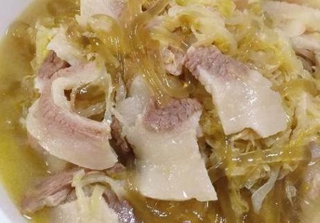酸菜白肉怎么做好吃?酸菜白肉在家做法介绍