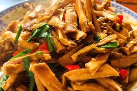 竹笋怎么做好吃鲜味十足,家常简单做法食谱大全