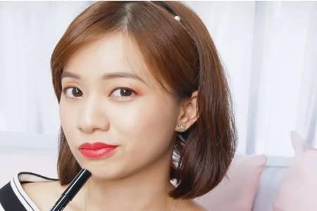 女性发型设计与脸型搭配,长脸圆脸的女生适合什么发型