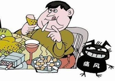 痛风的人越来越多?引发痛风的不良饮食习惯有哪些