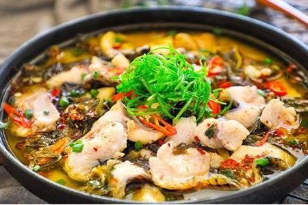 酸菜鱼的做法家常做法,一锅鲜爽无骨酸菜鱼吃到饱