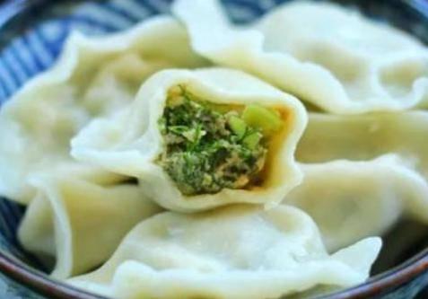 茴香饺子馅的做法