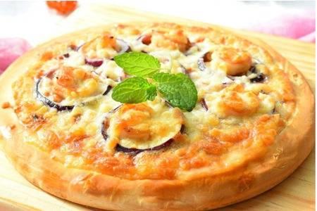 披萨饼皮的家常做法窍门,学会饼皮多种披萨换着吃