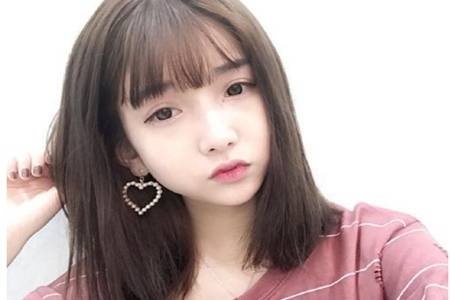 女生刘海发型大全图片,教你显脸小的刘海要怎么剪