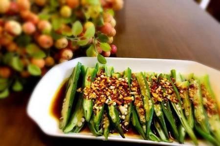 秋葵的八大功效与作用,高营养蔬菜清肠养颜还能降血脂