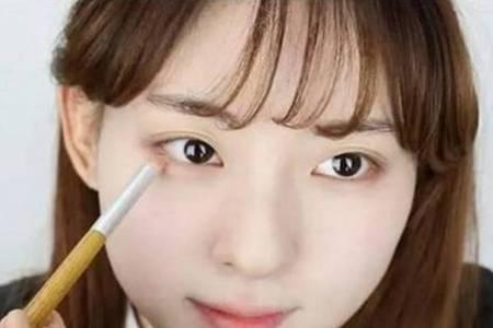 淡妝化妝步驟