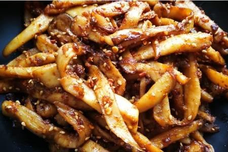 杏鲍菇怎么做好吃,厚实鲍杏菇咬一口比肉还好吃