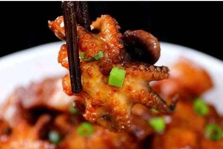八爪鱼的简单做法大全,教你软嫩八爪鱼家常菜怎么做