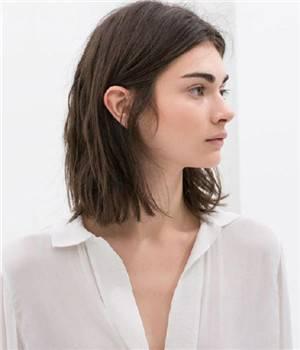 2020头发染色八种流行色,女生显白染发千万被选错颜色