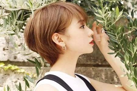 30一40岁女人发型短发,气质优雅的五款发型款式-女性网