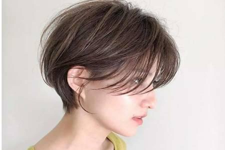 30一40岁女人发型短发,气质优雅的五款发型款式
