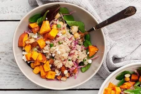 减肥食谱营养餐制作方法,简单健身餐排出油脂瘦的快