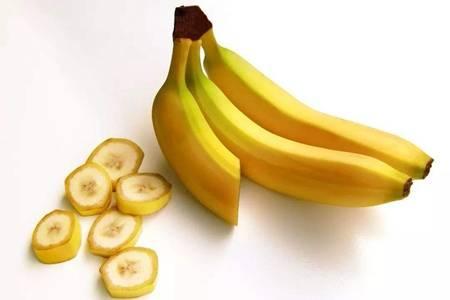 香蕉不能和什么一起吃,西瓜土豆都是香蕉禁忌搭配