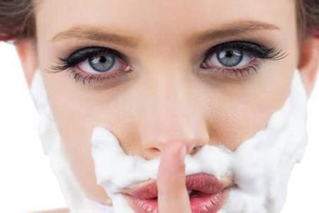 女孩长胡子能用牙膏去掉吗  女孩长胡子是什么原因造成的