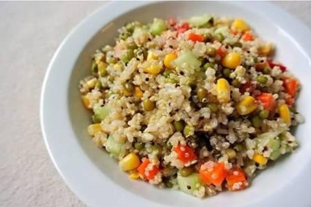 藜麦的五种正确吃法,藜麦减肥的家常制作做法