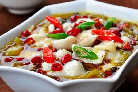 酸菜鱼的做法和步骤图