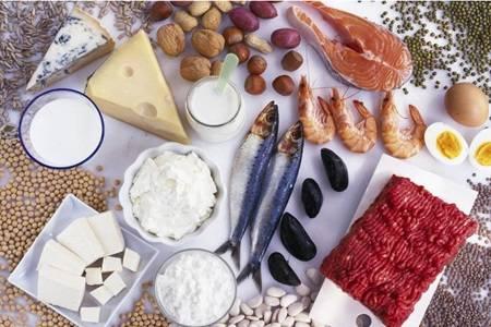 十大高蛋白食物排行榜,低脂减肥的必备食材美食