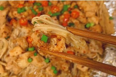 鲜嫩金针菇怎么做好吃,金针菇的简单快手五种做法