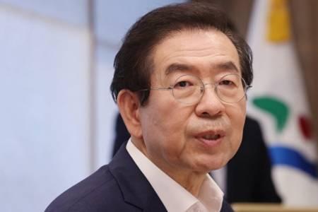 韩国首尔市长涉性骚扰案调查结束 朴元淳生前最后监控曝光死因不明