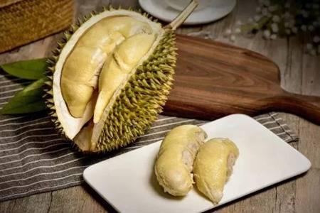 榴莲不能和什么食物一起吃  榴莲的功效与作用禁忌介绍