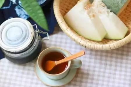 冬瓜茶怎么做才好喝  冬瓜茶的功效与作用是什么