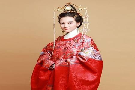 三款汉服嫁衣推荐 女性偏爱中式婚礼可选