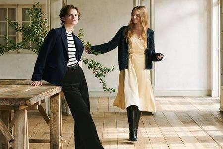2020优衣库秋冬系列新品上市 时尚女神晓雪带你一键体验生活美学