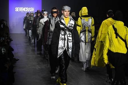 2020秋冬纽约时装周EVOLUTION进化之旅  SEVENCRASH开启科技与人类的深度对话