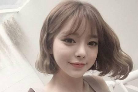 适合胖脸的短发发型有什么  女生头发少剪什么发型好看