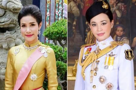 泰国国王恢复诗妮娜王室头衔怎么回事 泰国王妃诗妮娜现状如何