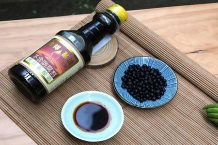 换季拒绝食物含任何添加剂  忠祥金装版黑豆麦酱油不给肝脏添堵