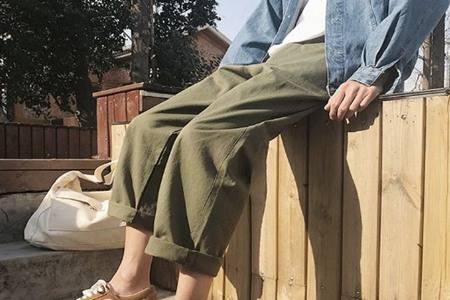 2020时尚潮流单品都有哪些 拼色撞色多口袋工装裤排名NO.1