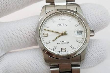 cinta手表是什么牌子多少钱  cinta手表的型号在哪看