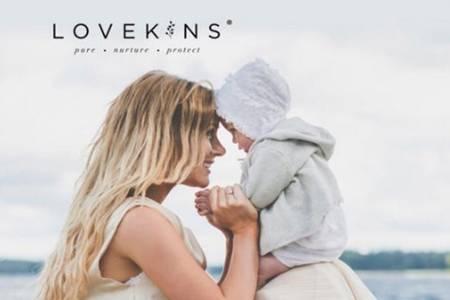 Lovekins是什么牌子属于几线  LOVEKINS沐歆专业澳洲母婴护理品牌