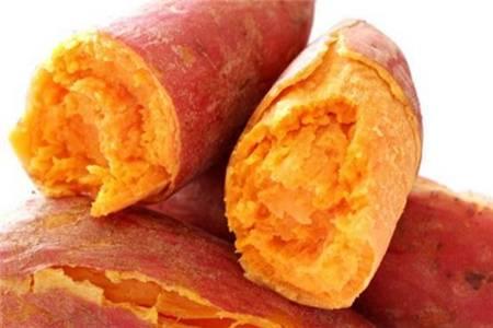 红薯不能和什么一起吃 红薯的五大好处
