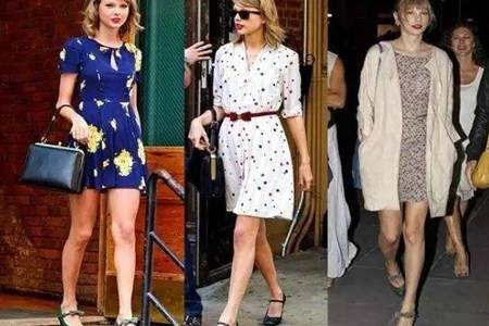2020连衣裙搭配玛丽珍鞋美到犯规   知性甜美又时髦减龄