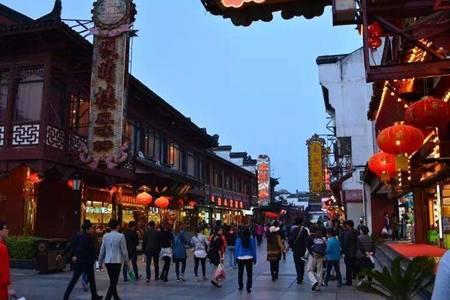 南京小吃街 南京小吃街六大排名
