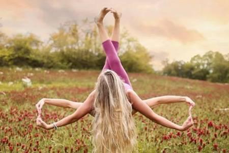 练习瑜伽能改善身体哪些部位  超强燃脂体式斜板式伽人最爱